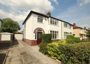 3 bed semi-detached house to rent in Oakwood Drive, Fulwood PR2