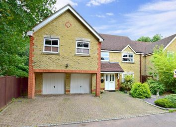 Thumbnail 5 bed detached house for sale in Leeswood, Willesborough, Ashford, Kent