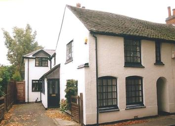 Thumbnail 2 bed property to rent in Grove Road, Burbage, Hinckley