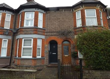 Thumbnail 2 bed terraced house for sale in Great Northern Road, Dunstable