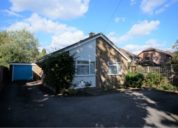 Thumbnail 3 bed detached bungalow for sale in Gally Hill Road, Church Crookham