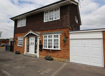 Thumbnail 3 bed detached house for sale in Branksome Close, Stanford-Le-Hope