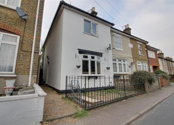 Thumbnail 3 bedroom property for sale in Albury Grove Road, Cheshunt, Waltham Cross