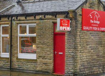 Thumbnail Restaurant/cafe for sale in Slaithwaite HD7, UK