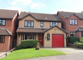 Thumbnail 4 bed detached house for sale in Pearsons Way, Copdock, Ipswich