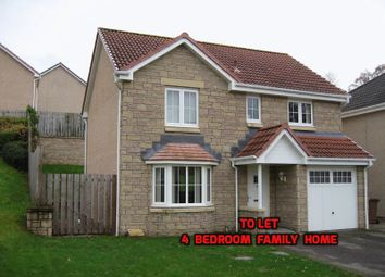 Thumbnail 4 bed detached house to rent in Woodlands Park, Westhill, Inverness