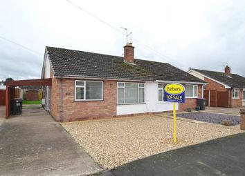 Thumbnail 2 bed semi-detached bungalow for sale in 60 Greenacres Way, Newport
