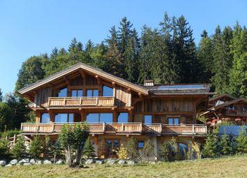 Thumbnail 5 bed chalet for sale in Chamonix-Mont-Blanc - 30km From Combloux, Combloux, Sallanches, Bonneville, Haute-Savoie, Rhône-Alpes, France
