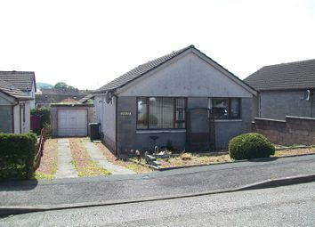 Thumbnail 2 bed detached bungalow for sale in 3 Lessons Park, Minnigaff, Newton Stewart.