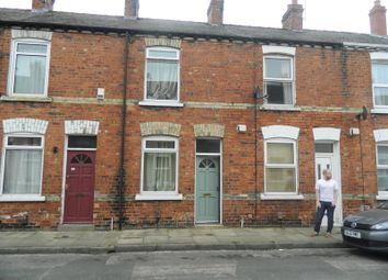 Thumbnail 2 bedroom terraced house for sale in Rosebery Street, York
