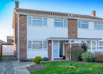 Thumbnail 3 bed property for sale in Churchill Way, Faversham