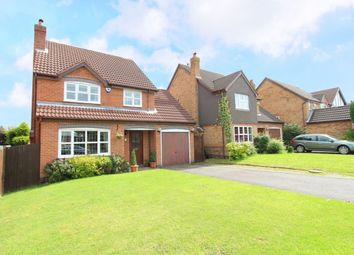 Thumbnail 4 bed detached house for sale in Gunnersbury Way, Nuthall, Nottingham