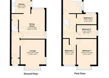 Thumbnail 4 bed semi-detached house for sale in Lowrey Terrace, Blackpool
