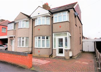 Thumbnail 4 bed semi-detached house for sale in Brent Lane, Dartford