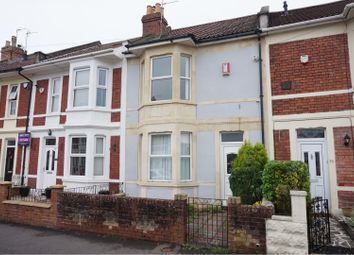 Thumbnail 2 bed terraced house for sale in Sandringham Road, Brislington