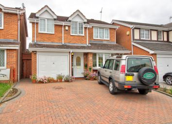 4 bed detached house for sale in Barley Close, Glenfield, Leicester LE3
