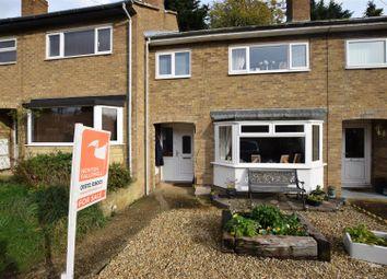 Thumbnail 3 bed terraced house for sale in Deweys Close, North Luffenham, Oakham