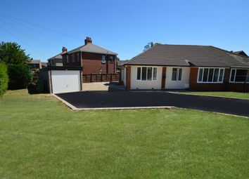 Thumbnail 2 bed semi-detached bungalow for sale in Wakefield Road, Clayton West, Huddersfield