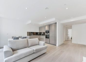 Thumbnail 2 bed flat to rent in Quebec Way, London