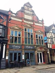 Thumbnail Restaurant/cafe to let in Shearmans Hall, Milk Street, Shrewsbury
