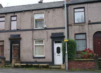 Thumbnail 2 bed terraced house to rent in Halifax Road, Rochdale