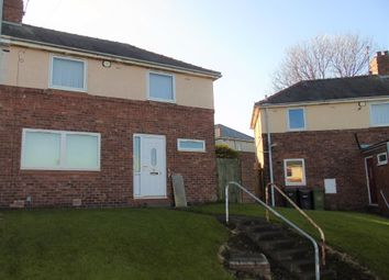 Thumbnail 3 bed semi-detached house for sale in Hardie Avenue, Whickham, Newcastle Upon Tyne