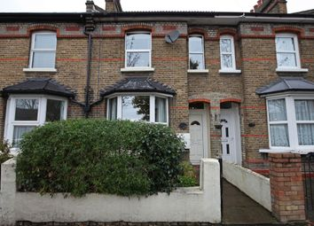 Thumbnail 2 bed terraced house for sale in Cobden Road, Leytonstone
