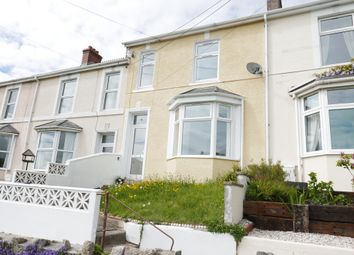 Thumbnail 3 bed terraced house to rent in Clifton Terrace, Liskeard, Cornwall