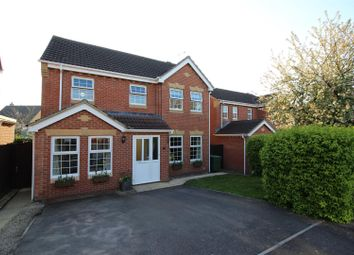 Thumbnail 5 bed detached house for sale in Claypole Mead, Pewsham, Chippenham