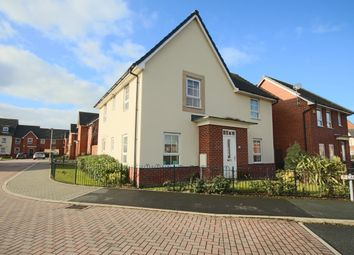 Thumbnail 4 bed detached house for sale in Main Street, Buckshaw Village, Chorley