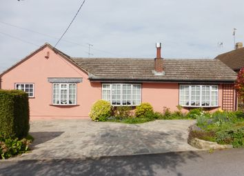 Thumbnail 3 bed detached bungalow for sale in West Park Crescent, Billericay