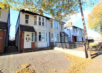 Thumbnail 3 bed semi-detached house for sale in Caerau Lane, Cardiff