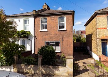 Thumbnail 2 bed semi-detached house for sale in Antrobus Road, London