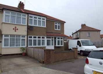 Thumbnail 4 bed end terrace house to rent in Oakleigh Road, Uxbridge