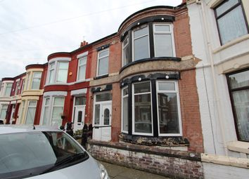 Thumbnail 3 bed terraced house to rent in Birnam Road, Wallasey