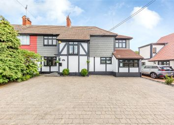 Front Lane, Upminster, Essex RM14. 4 bed semi-detached house