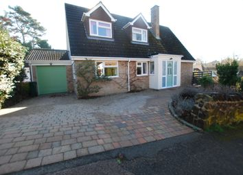 Thumbnail 5 bedroom detached house to rent in Plantation Road, Heath And Reach, Leighton Buzzard