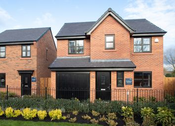 Thumbnail 4 bed detached house for sale in Eccles Old Road, Salford