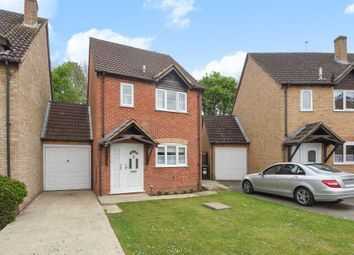 Thumbnail 3 bed link-detached house for sale in Fokerham Road, Thatcham