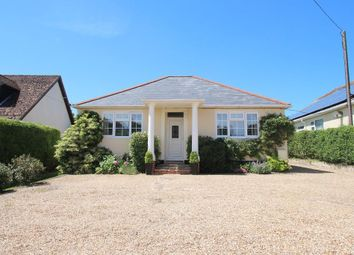 Thumbnail 4 bed bungalow for sale in Fox Lane, Oakley, Hampshire