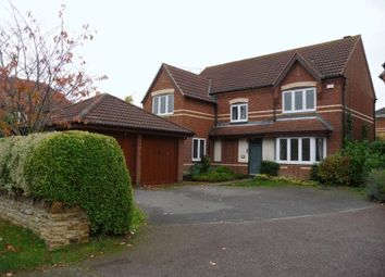 Thumbnail 4 bed detached house for sale in Oak Tree, Orchard Hill, Little Billing, Northampton