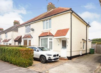 Hatley Road, Southampton SO18. 3 bed semi-detached house for sale