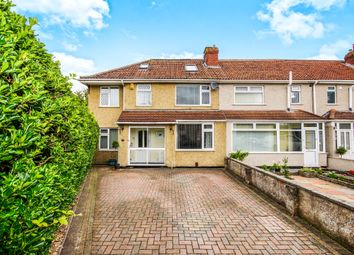 Thumbnail 4 bedroom end terrace house for sale in Cossham Street, Mangotsfield, Bristol