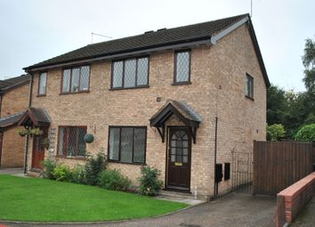 Thumbnail 2 bed semi-detached house to rent in Beech Avenue, Whitchurch, Shropshire
