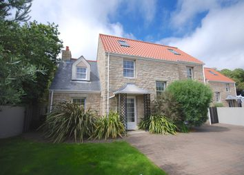Thumbnail 3 bed detached house to rent in Le Chene, Forest, Guernsey