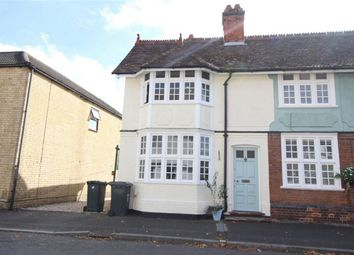 Thumbnail 2 bed end terrace house for sale in West Street, Godmanchester, Huntingdon