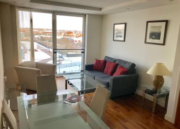 Thumbnail 1 bed flat to rent in City Lofts, Salford Quays, Salford, Greater Manchester