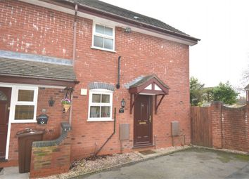 Thumbnail 2 bed end terrace house to rent in Kerswell Drive, Shirley, Solihull B90, Solihull,