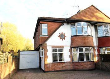 Thumbnail 4 bed semi-detached house for sale in Burnham Drive, Worcester Park