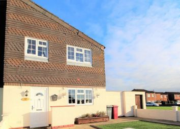 Thumbnail 4 bed end terrace house for sale in Woodman Close, Reading, Reading